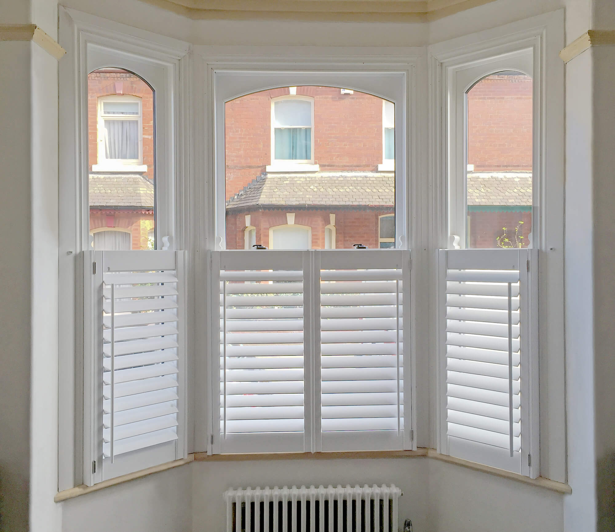 Caf Style Shutters Crafted Shutters Ltd